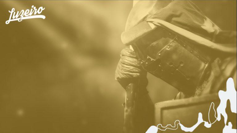 O que é Apologética: soldado representando a defesa da fé