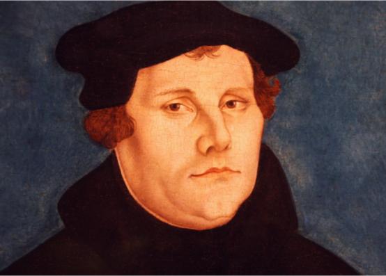 Reforma Protestante: Retrato de Martinho Lutero