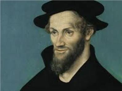Reforma Prostestante: Retrato de Philipp Melanchthon